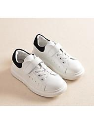 Черный / Красный-Для мальчиков-Для прогулок-Резина-На плоской подошве-Туфли Мери-Джейн-Кеды