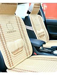 le nouveau haut de gamme de soie glacée voiture coussin d'été dessin animé coussin pad fraîche
