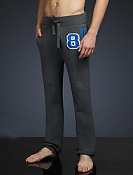 LOVEBANANA Men's Active Pants Dark Gray-34026