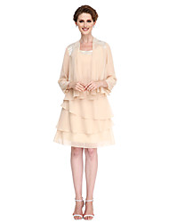 Women's Wrap Coats/Jackets Chiffon Wedding Party/Evening Beading