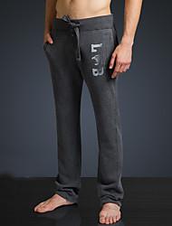 LOVEBANANA Men's Active Pants Dark Gray-34067