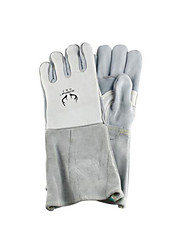 10-2850 Leather Flame Retardant Electric Welding Gloves  Size 9