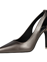 Women's Stiletto Heels/Amir New Style/ Platform / Pointed Toe / Leather Party & Evening / Dress / Casual