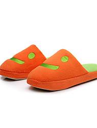 Damen-Flache Schuhe-Outddor / Kleid / Lässig-PVC-Flacher Absatz-Flache Schuhe-Blau / Rosa / Rot / Grau / Orange