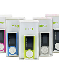 Yunyi 542 MP3 Player With Card / Screen Flashlight Screen / A Light Clip / Ring