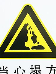 cartões de segurança de identificação da segurança nas minas de licenciamento de plástico PVC um pacote de dois maços por comprar um