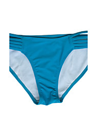 Women's BottomsSolid Polyester Purple / Blue / Green