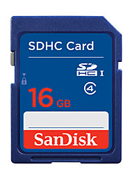 SanDisk SD Card 16GB C4 SD SDHC Memory Card Class 4 Camera Memory Sd Cards