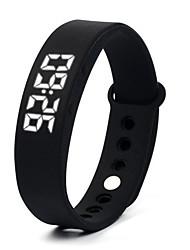 Hombre / Mujer / Niño Reloj Deportivo / Reloj Smart / Reloj de Moda / Reloj de Pulsera / Reloj Pulsera Cuerda AutomáticaLED / Cronógrafo