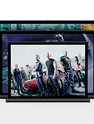 Owlenz@ V30 Portable 30inch 4/3 Pull Up Table Projector Screen For DLP mini projector