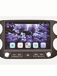 Volkswagen Tiguan Special 10.2 Inch Car Navigator with Android Car Wholesale HD Map