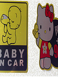 Car Body Stickers Stickers Stickers Reflective Stickers And 93 Up Baby Style Variety