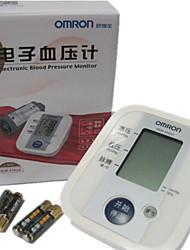 omron hem-8102a coice intelligente tensiomètre électronique affichage entièrement automatique numérique à cristaux liquides