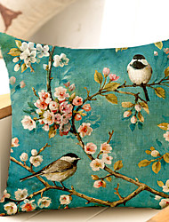 1PC Household Articles Back Cushion Novelty Originality Fashionable Floral Single Pillow Case