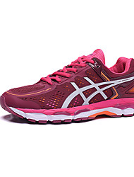 Running Shoes Asics Gel Kayano 22 Womens Running Trainers Sneakers Athletic Shoes Red Navy