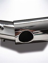 Tail Pipe of Automobile Tail Automobile Muffler Modification Stainless Steel Tail Throat