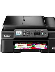 интегрированный цветной струйный принтер