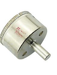 Rewin nástroj legovaných ocelí skleněné otvory otvírák díra velikosti 50mm 2ks / box