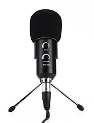 Professional USB Condenser Podcast Microphone PC Recording MIC with Tripod Stand