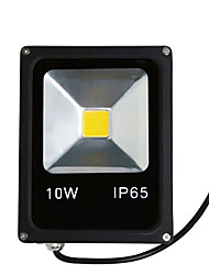 10W cor branca quente / frio LED a iluminação exterior holofote holofote (AC85-265V)