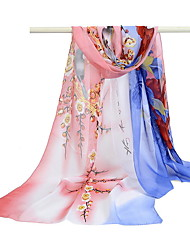 The New Multi-Color Chiffon Shawl Lady Scarves Scarf Shawl Long Section Of Sunscreen