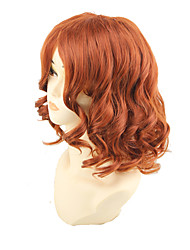 Avengers Natasha Romanoff Black Widow Anime Wig Curly Wigs Hair Style Synthetic Wigs Heat Resistant Harajuku