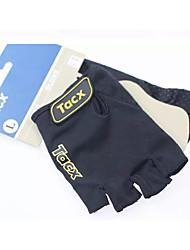 Gloves Sports Gloves Unisex Cycling Gloves Spring Summer Autumn/Fall Bike Gloves Breathable Anti-skidding Shockproof Fingerless Gloves