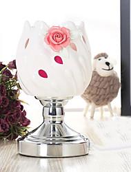 1pc roses parfumées à induction parfum d'huile lampe petite amie cadeau de vacances essentielle