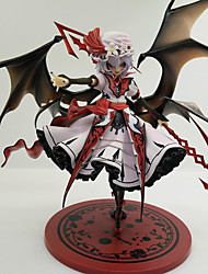 TouHou Project Remilia Scarlet PVC 23*17*28cm Anime Action Figures Model Toys Doll Toy