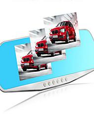 автомобиль зеркало заднего вида автомобиля рекордер двойной линзы внешней торговли экспорт ночного видения высокой четкости умный