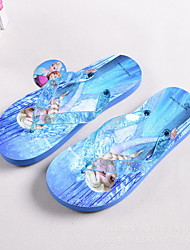 casual Flat Heel Others Blue / Pink / Purple Walking