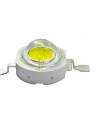 1W Led Lamp Beads(Working Voltage3.0-3.4 V  Luminous Efficiency 120 lm/W)   10 Packaged for Sale