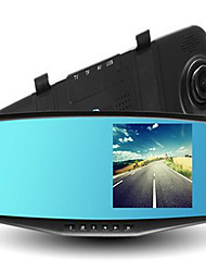4.3-Inch High-Definition Rear-View Mirror Driving Recorder