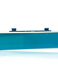 120 graus de ângulo amplo 5 milhões de pixels de 4,3 polegadas HD gravador de espelho retrovisor de condução
