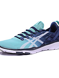 Asics Gel Fit Sana 2 Mens Training Running Sneakers Athletic Trainers Shoes Navy Green White