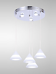 20W Pendant Light  Modern/Contemporary  for LED AcrylicLiving Room / Bedroom / Dining Room / Kitchen / Study Room/Office