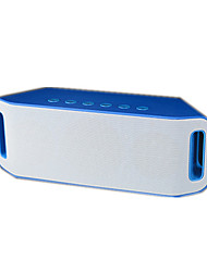 Wireless Bluetooth Speaker Hands-Free Calling Card Inserted U Disk Small Stereo Fm Radio Subwoofer