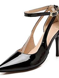 Women's Heels Spring / Summer / Fall / Winter Heels / Basic Pump / Comfort / Novelty / Pointed ToeSyntheticMaterials