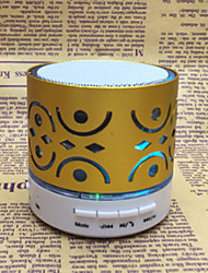 Wireless Bluetooth Portable Small Speakers Computer Phone Card App Creative Gift Led Sound Outside