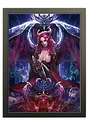 3D Lenticular Arts Legend of the Cryptids