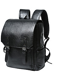 Men PU Sports / Casual Backpack