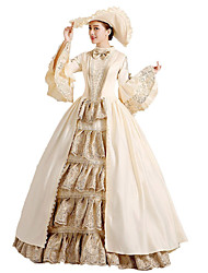 Steampunk@Women's Gorgeous Gothic Victorian Dress Costume for Wedding Party Dress