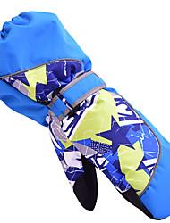 Ski Gloves Full-finger Gloves / Winter Gloves Kid's Activity/ Sports Gloves Keep Warm / Breathable / SnowproofSki & Snowboard / Leisure