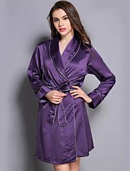 Girl & Nice® Femme Mousseline de Soie Robes de Chambre-P3009