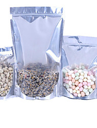Shelf Aluminum Foil Ziplock Bag Zipper Pull Independence Bone Packaged Food Bags A Pack Ten13*20*4