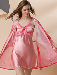 Girl & Nice® Femme Viscose Robes de Chambre-P8006