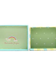 три синих коробки крышка упаковки в упаковке
