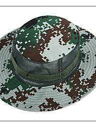 Spring and summer outdoor camouflage hat and bump Beanie Cap Hat AT8709 fishing air travel
