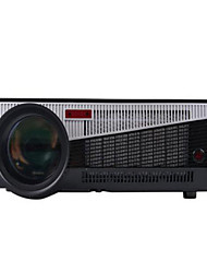 HTP® LED-86+ LCD Projetor para Home Theater 720P (1280x720) 3000lm LED