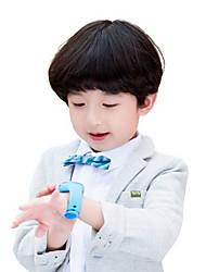 Infantil Relógio Esportivo / Relógio de Pulso Digital GPS Assista / Podômetro / Comunicação Plastic Banda Legal Azul / Rosa marca